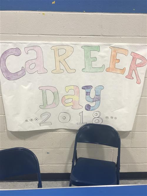 Career Day banner