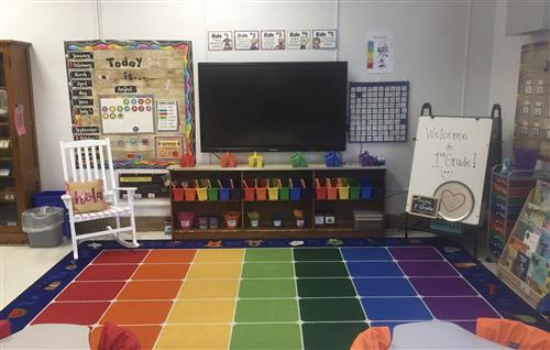 Miss Smith's Classroom