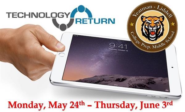 Yeatman Tech. Return