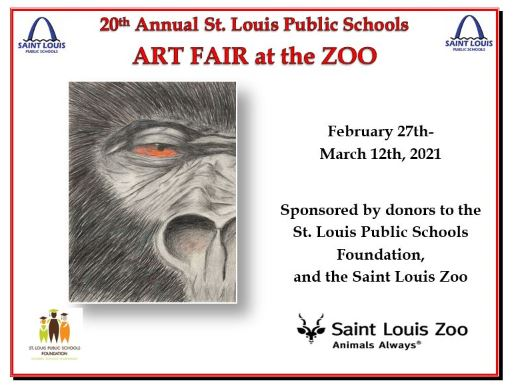 SLPS Art Fair at the Zoo