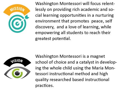Washington Montessori Elementary School / Homepage