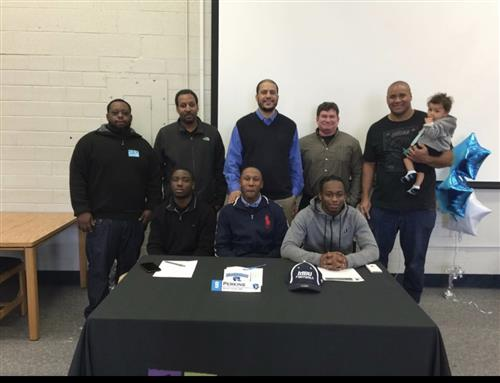 Gateway STEM 2018 Football Signing Day