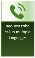 Request robo call