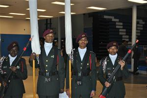 Sumners Color Guard