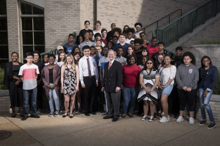 Collegiate Students Named College Prep Scholars at Washington University