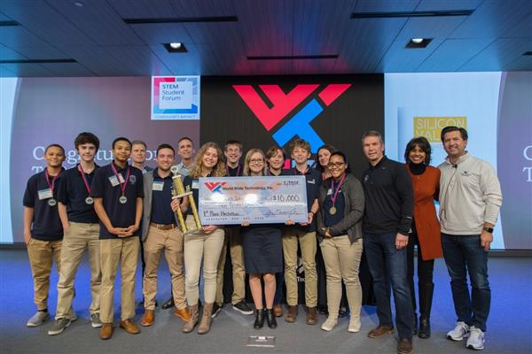 Collegiate Wins STEM Forum Hack-a-thon
