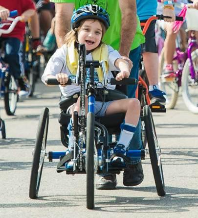 Kennard First Grader Receives Pedal The Cause Top Honors