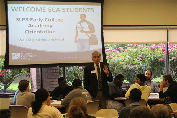 SLPS Launches Early College Academy