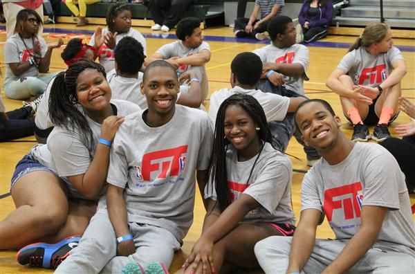 CVPA Wins 2015 NBA and Let's Move! Active Schools Grand Prize