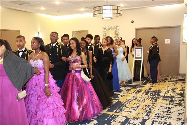 JROTC Military Ball Dresses