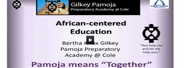 African Centered Education