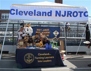 Cleveland NJROTC Pep